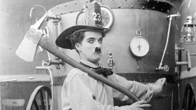 Incredible poem by Charlie Chaplin